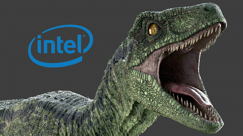 Динозавры среди процессоров Intel. Компания готовит линейку CPU Raptor Lake